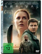 Arrival [Jeremy Renner, Amy Adams, Forest Whitaker] DVD NEU