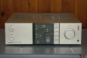 Pioneer A-7 vintage amplifier,1980's in great working condition,extremely rare.