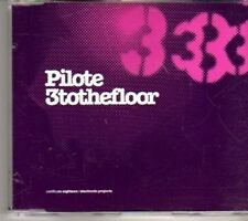 (CX462) Pilote 3Tothefloor, A Sides From Buffalo Tom - 2000 DJ CD