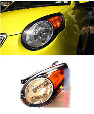 Front Left Head Light Lamp Assembly 1p For 10 Kia Picanto New Morning