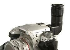Pentax Winkelsucher M * TOP * 2x Vergrößerung * Digital * K-3 * K-50 * KP * K-1