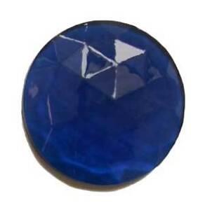 Blue Kenworth Map light housing Jewel lens