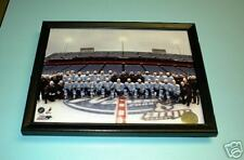 2008 WINTER CLASSIC PENGUINS TEAM FRAMED COLOR 8X10