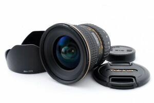 Excellent++ Tokina AT-X PRO SD 12-24mm f/4 DX AF Lens for Nikon from Japan