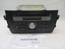 39101-79J0 AUTORADIO FIAT SEDICI 1.6 BENZ 5M 79KW (2007) RICAMBIO USATO NON FORN