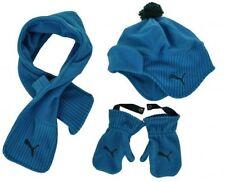 Gants et moufles bleu pour bébé