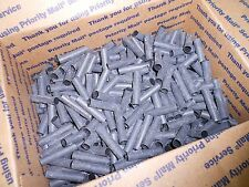 """500 Pieces, 3/8"""" ID 2:1 Heat Shrink Tubing, Precut, 1-3/4"""" Long Black Raychem"""