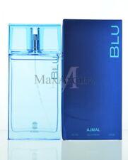 Ajmal Blu Cologne For Men Eau De Parfum 3 Oz 90 Ml Spray