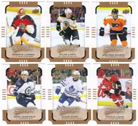 2015-16 Upper Deck MVP Hockey - Base Set Cards - Choose From Card #'s 1-200