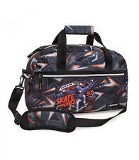 EL CHARRO Travel Duffel Holdall Gym Weekend Holiday Bag Girls Boys SKATEBOARD