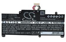 Batterie 4800mAh type 74XCR VXGP6 Pour Dell T01D, Dell Venue 8 Pro