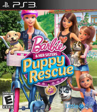 Barbie and Her Sisters: Puppy Rescue PS3 New PlayStation 3, Playstation 3