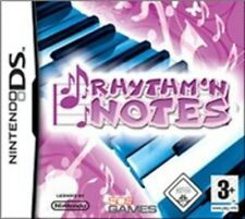 NINTENDO DS GIOCO RHYTM'N NOTES