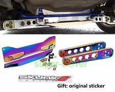 Rear Lower Control Arm Subframe Brace Tie Bar For Honda Civic Hatchback Neochrom