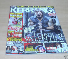 February Kerrang! Weekly Magazines