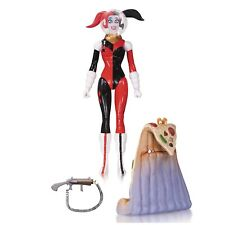 DC Icons Designer Series Conner Spacesuit Harley Quinn Action Figure NEW Toys