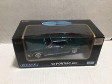 Welly 1965 Pontiac GTO Die Cast Metal 1/24
