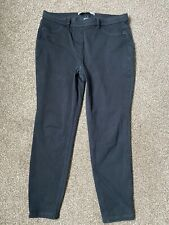 Next Black Petite Jeggings Size 14P