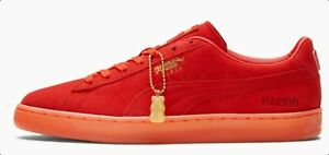 PUMA X HARIBO SUEDE CLASSIC 382563-01 Poppy Red Mens lifestyle Shoes 7-14
