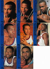 """1996-97 SP """"Premier Prospects"""" - Lot of 8 Rookie Cards"""