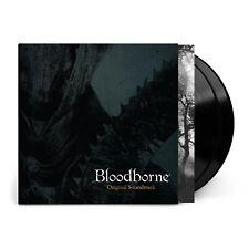 Bloodborne Original VGM Soundtrack Exclusive Limited Edition Black 2x Vinyl LP