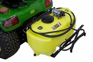 John Deere 25 Gallon Mounted Sprayer - LP22862