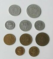 Lote Monedas Polonia 1968 - 1998