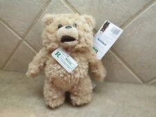 Commonwealth 8 in. Ted Talking Plush Teddy Bear - New, with Tags