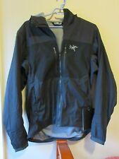 Mens New Arcteryx Proton FL Hoody Jacket Size Medium Color Black