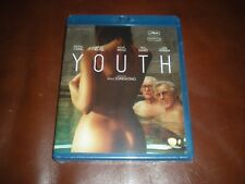 BLU-RAY FILM DE PAOLO SORRENTINO : YOUTH - NEUF SOUS BLISTER