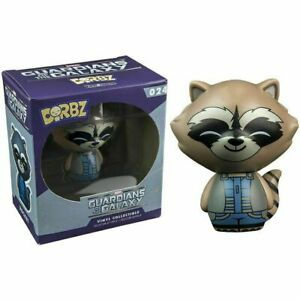 Funko Dorbz - Guardians of the Galaxy: ROCKET RACCOON (Nova Corps) 849803059347