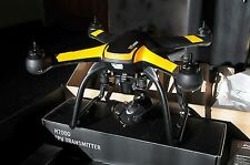 ORIGINAL.-Hubsan H109S X4 PRO 5.8G Drone  -  HIGH END 3 AXIL VERSION - BLACK*
