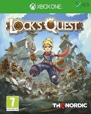 LOCK'S QUEST Xbox One * NUOVO SIGILLATO PAL *