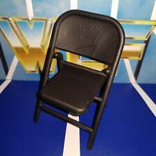 WWE annonceurs commentateurs Deluxe Inclinable Chaise Figure Accessoires contrat