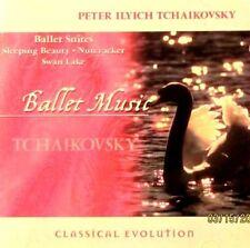 Tchaikovsky Ballet Music: Sleeping Beauty/Nutcracker/Swan Lake - MUSIC CD - G797