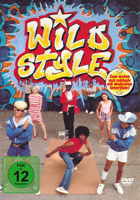 DVD Wild Style with George Lee Quiñones Hip Hop Cult fiction