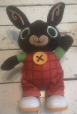 "Walking And Talking Bing Bunny Soft Toy 14"" From CBeebies- Fisher Price,  Mattel"