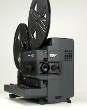 Super 8mm  Filmprojektor Bauer T502 Automatic Duoplay Studioklasse .