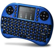 Rii i8+ Mini Wireless 2.4G Back Light Touchpad Keyboard with Mouse for PC/Mac/A