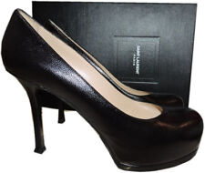 Ysl Yves Saint Laurent Pump Tribtoo 80 Platform Patent Shoe 39.5 Tribute