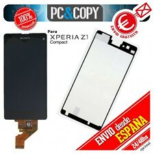 Pantalla COMPLETA LCD + TACTIL Sony Xperia Z1 compact MINI M51w D5503 +adhesivos