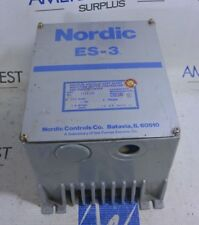 Nordic Controls 1334300 Soft Start Induction Motor Controller
