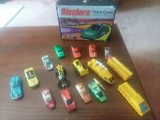 1970s Mattel Hot Wheels Sizzlers And More