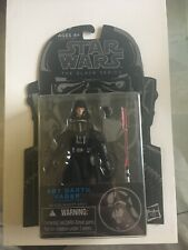 Star Wars Black Series 3.75 Darth Vader Dagobah Test #07