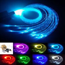 16W RGBW Twinkle Fiber Optic Flash Point Sensory Curtain Light 300pcs*1mm*3M
