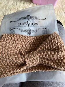 Brand New Brown Headband