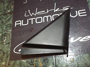 OEM Honda Civic EK S03 hatchback coupe power mirror interior garnish cover FR R