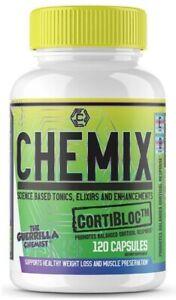 Chemix Lifestyle, CHEMIX CORTIBLOC, SCIENCE BASED CORTISOL BLOCKER