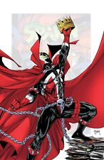 Spawn 301 J 1:25 Todd McFarlane Incentive Virgin Variant Nm Pre-Sale 10/9
