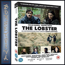 THE LOBSTER -  Colin Farrell &  Rachel Weisz *BRAND NEW DVD***